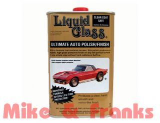 Liquid Glass Lack Konservierung 473ml Chevrolet Tahoe Corvette Camaro