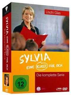 Sylvia   Komplettbox (Staffel 1 2) Uschi Glas (NEU & OVP