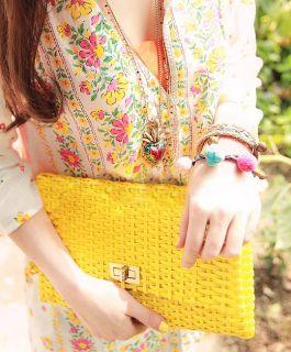 Fashion Colorful Heart Shape Photo Holder Girl Necklace TAO 0953