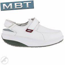 Mbt Leder Damen Sapatu Shoes Herren White Schuhe Neu EeD9YWH2I