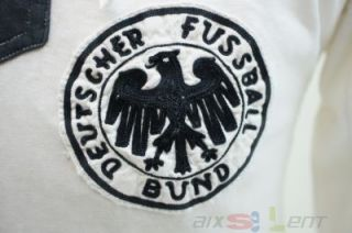 DFB Deutschland Spielertrikot Shirt langarm l/s match worn 50er 60er
