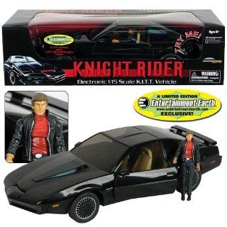 Knight Rider KITT 115 Modell mit Michael Knight Actionfigur