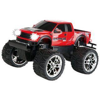 370160008   Carrera RC Ford F 150 SVT Raptor rot Spielzeug