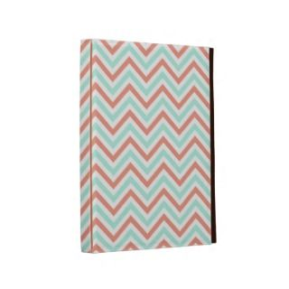 Caseable Case iPad Retro Zig Zag Chevron Pattern iPad Folio Cases