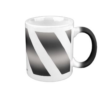 Black White Mugs