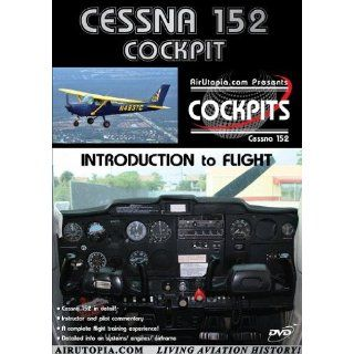 Cessna 152 Cockpit   Introduction to Flight Filme & TV
