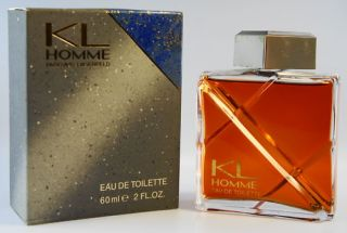 249,92EUR/100ML) KARL LAGERFELD KL HOMME 60ML EDT EAU DE TOILETTE