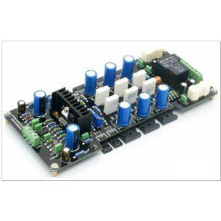 Uniqstore LME49830 + K1530/J201 classAB Mono Power Amplifier Vorstand