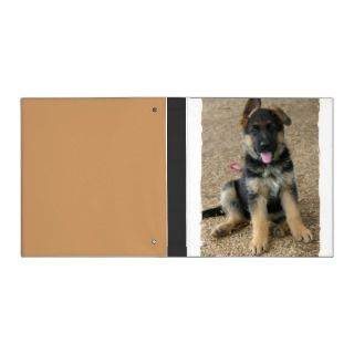 German Shepherd Puppy Binder