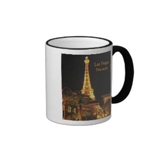 Las Vegas Eiffel Tower Mug