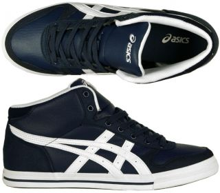 Asics Schuhe Aaron MT estate blue/white blau navy 40,41,42,43,44,45,46