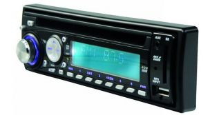 Car Hifi Auto System Headunit Radio CD  USB SD AUX Verstärker
