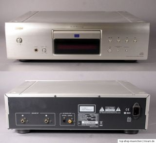 Denon DCD 1500AE DCD 1500 AE CD/SACD Player Premium 323 55 5