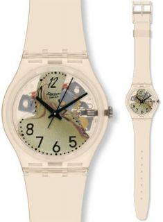 SWATCH Jeremy Scott Melted Minutes Watch Uhr GZ261 limited edition NEU