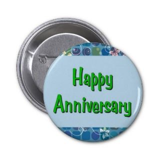 Happy Anniversary Pins