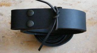 Wechselgürtel Buckles VOLL Büffelleder echt Leder Belt