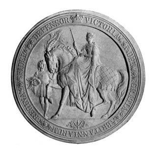 Great Seal of Queen Victoria Giclee Print