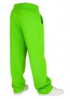 Urban Classics Ladies Loose Fit Sweatpant, limegreen