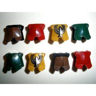 LEGO Basic 8 Brustpanzer für Ritter (Amor) Spielzeug