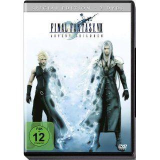 Final Fantasy VII Advent Children Special Edition, 2 DVDs