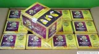 Panini EURO EM 2012 Deluxe Hardcover Album + Display 100 Tüten NEU