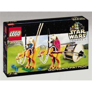 LEGO 7115 Star Wars Gungan Patrol Episode 1 Spielzeug