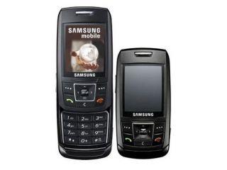 Handy Samsung SGH E250i Black Schwarz NEU & OVP Ohne Vertrag E250 i