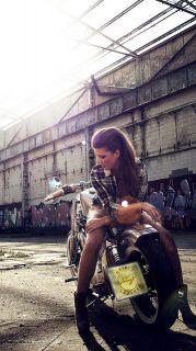 Bobber Sattel Custom Solo Sitz Shovel Chopper Softail Seat Harley WLA