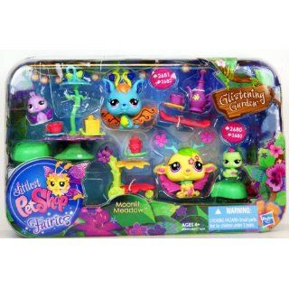 Littlest Pet Shop   39999   Fairies   Moonlight Meadow   Glitzernder