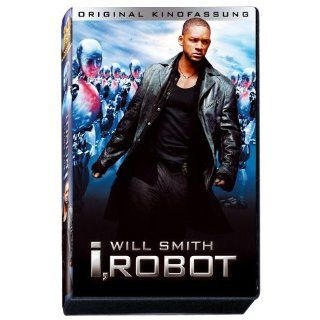 Robot (Special Edition) [VHS] Will Smith, Bridget Moynahan, Bruce