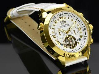 VK 1.349,  €  Calvaneo 1583 ASTONIA DIAMANT GOLD WHITE AUTOMATIK