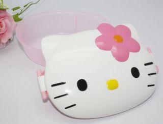 neu Hello Kitty Brotdose Lunchbox Frischhaltebox süß