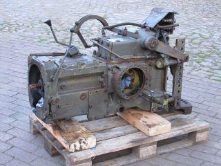 Getriebe aus Fendt Farmer 106S FW268S Schlepper Traktor Schlepper