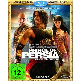 Prince of Persia Der Sand der Zeit plus DVD + Digital Copy Blu ray
