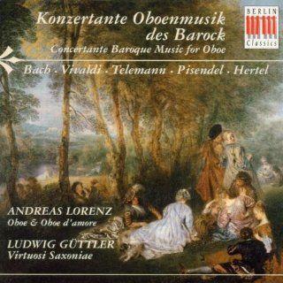 Konzerte für Oboe und Oboe damore Musik