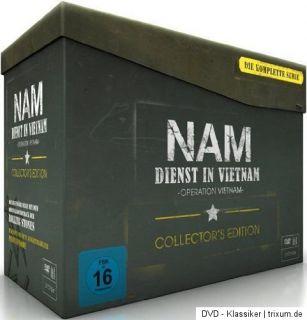 NAM Dienst in Vietnam   Die Komplette Serie   24 DVD   OVP   Kein