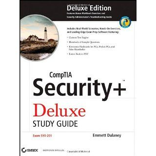 CompTIA Security+ Deluxe Study Guide SY0 201 Emmett