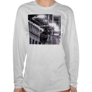 Ladies Wall Street hoodie