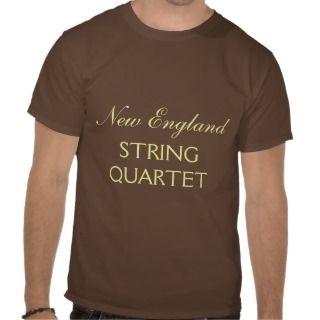 Shirt, New England String Quartet
