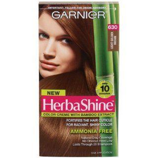 Garnier Herbashine 630 Light Golden Brown (Haarfarbe)