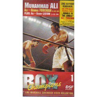 Box Champions 1   Muhammad Ali   Foreman   Liston unbekannt