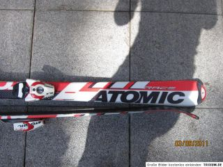 Race Carving Ski Atomic Race 8+ Atomic Race 275 Bindung