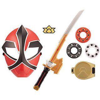 UK Import]Super Samurai Ranger Training Gear   Red Ranger