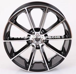 Ruff Racing R943 8,5x20 5x114,3 Us Felgen Alufelgen Mustang 300C Honda