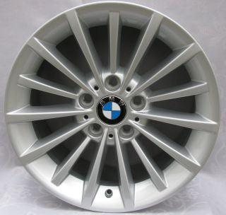 BMW Original Alufelgen Styling 284 17 zoll ET34 fuer 3er E90 E91 E92