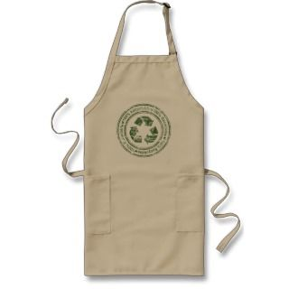 100 Percent Recyclable Aprons