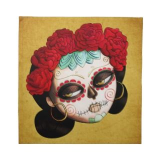 Beautiful Mexican Catarina Napkin