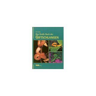 Das Große Buch der Giftschlangen W. P. Mara Bücher