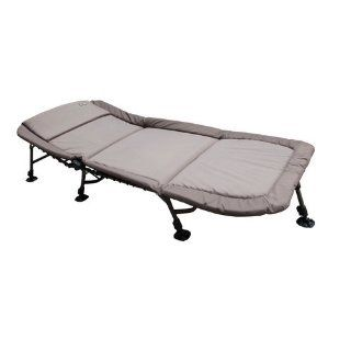 Prologic New Green Deluxe Bedchair Wide 6+1 Legs (215x94cm)
