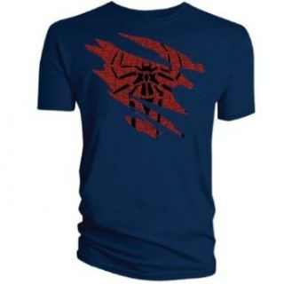 Offiziellen Amazing Spider Man Torn Chest T shirt